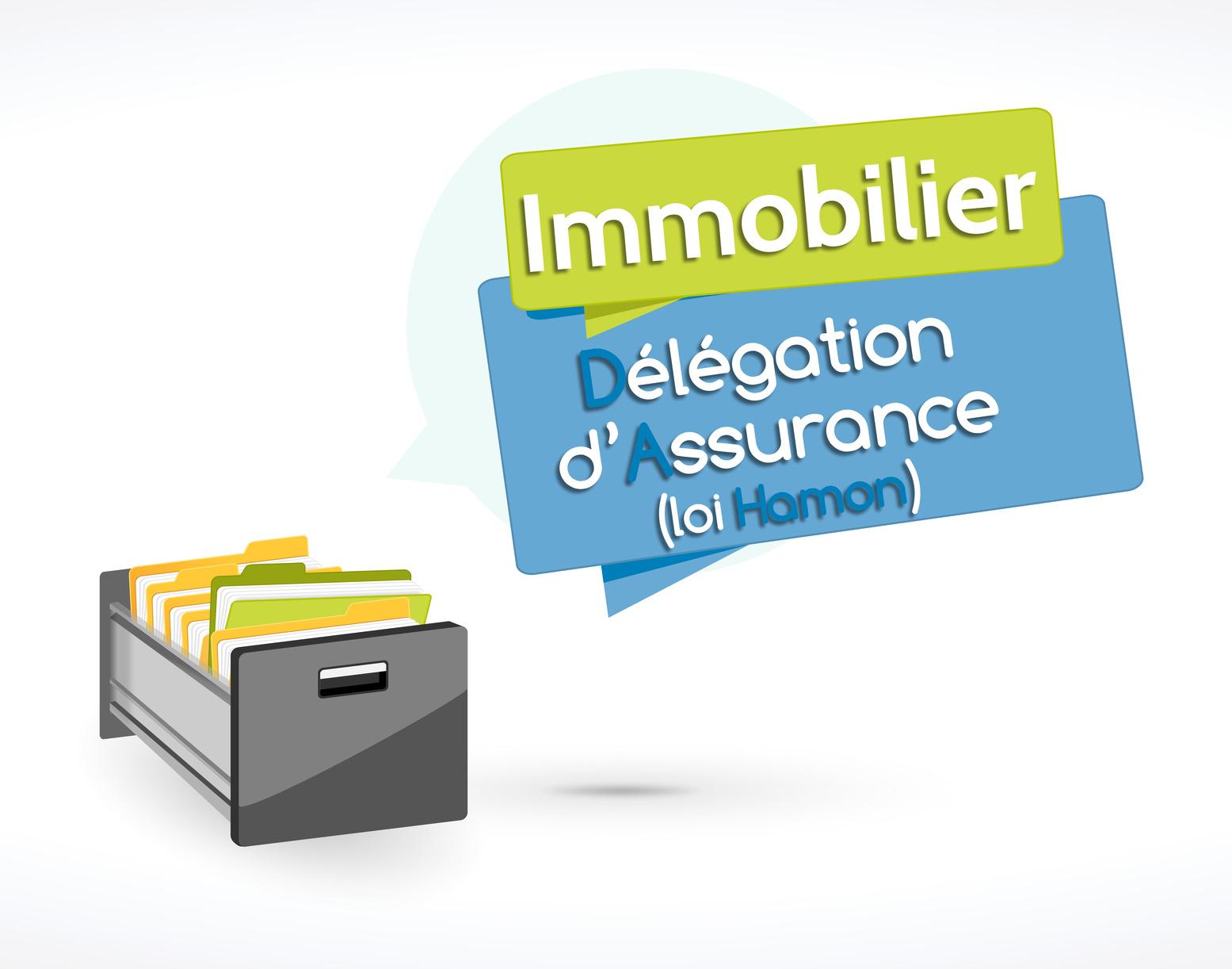 immobilier : Dlgation dassurance (loi Hamon)